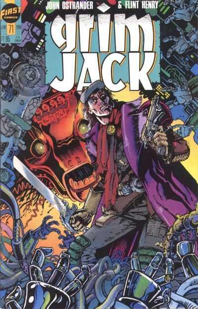 Grimjack #71