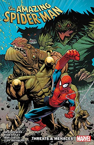 The Amazing Spider-Man Vol. 8: Threats & Menaces TP