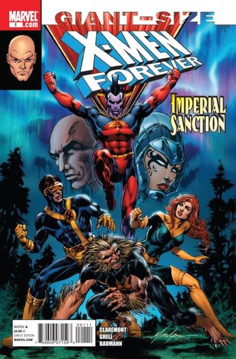 X-Men Forever Giant-Size #1