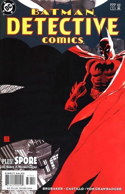 Detective Comics #777