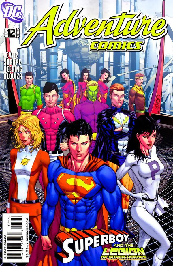 Adventure Comics #12