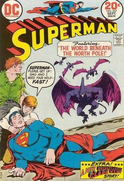 Superman #267