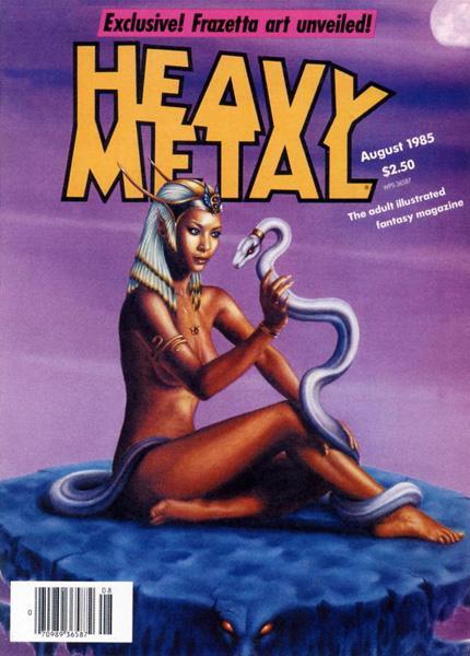 Heavy Metal #101
