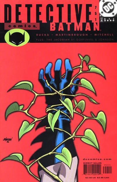 Detective Comics #751