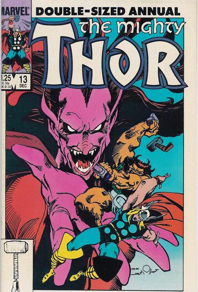 The Mighty Thor Annual #13