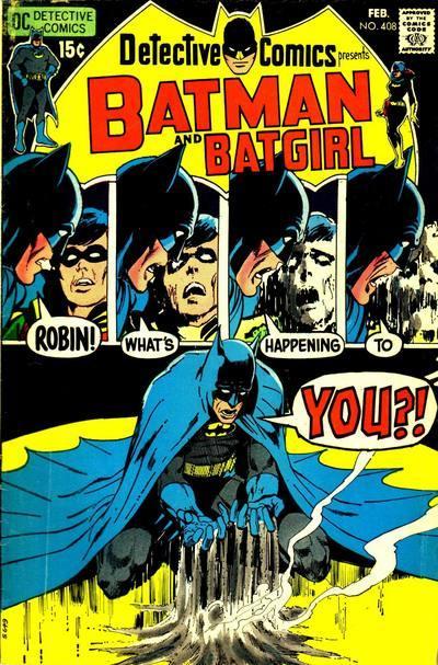 Detective Comics #408