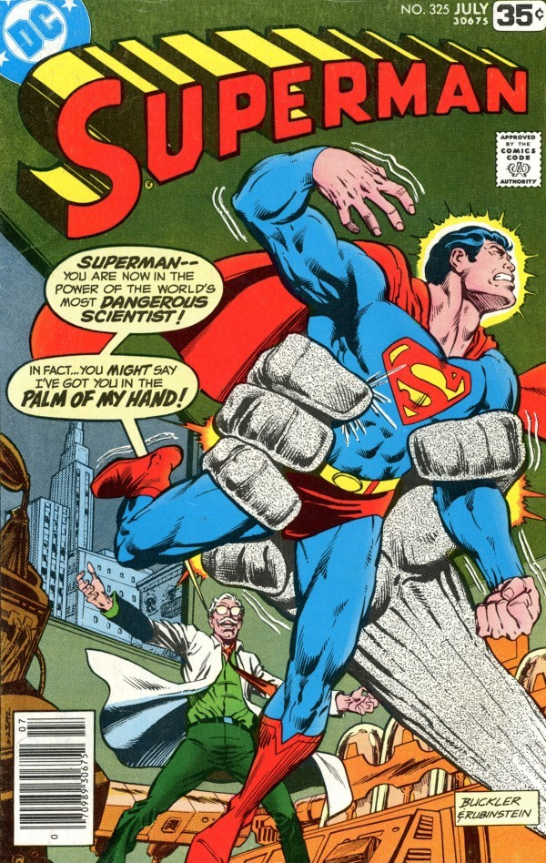Superman #325