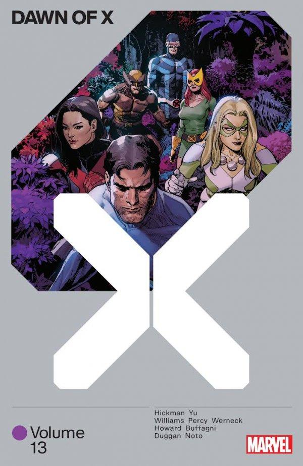 Dawn of X Vol. 13 TP