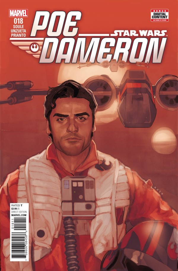 Star Wars: Poe Dameron #18