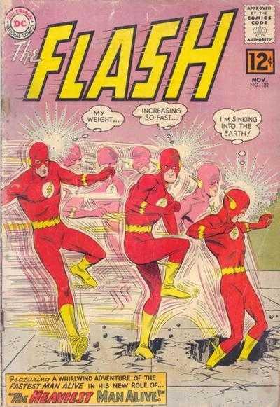 The Flash #132