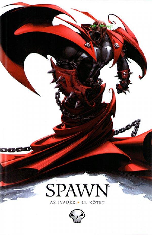 Spawn Az Ivadék 21. Kötet HC
