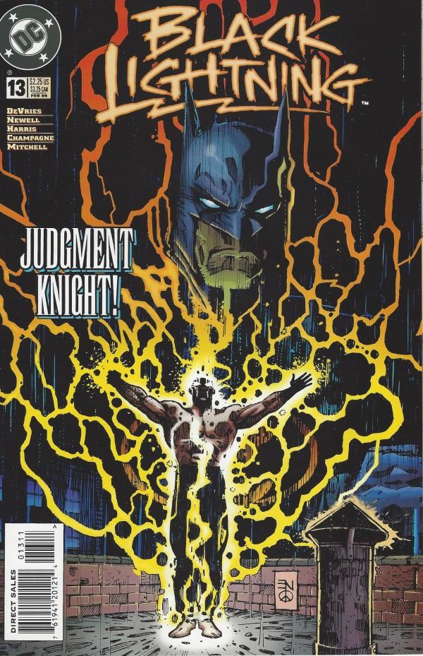 Black Lightning #13