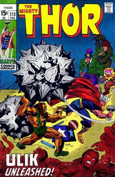 The Mighty Thor #173