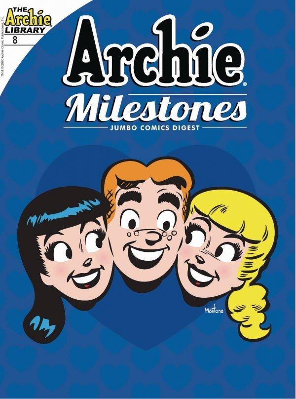 Archie Milestones Jumbo Comics Digest #8