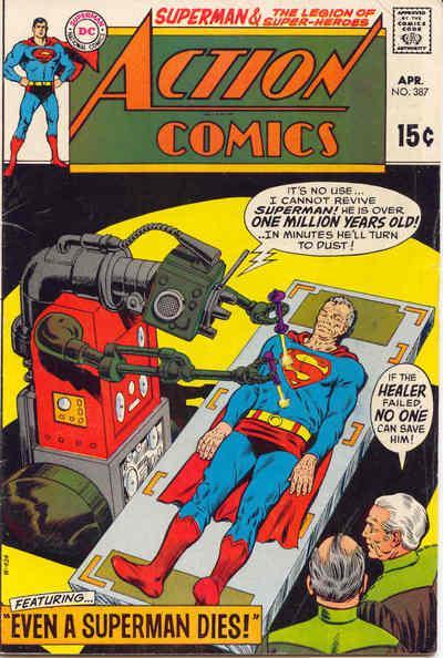Action Comics #387