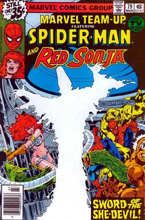 Marvel Team-Up #79