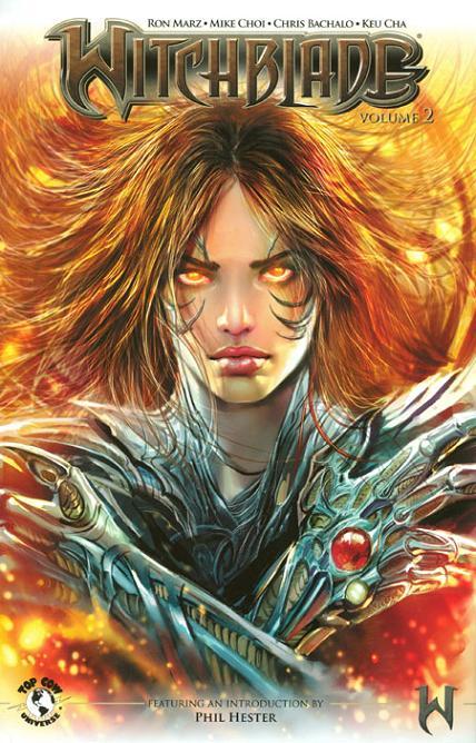 Witchblade Vol. 2 TP