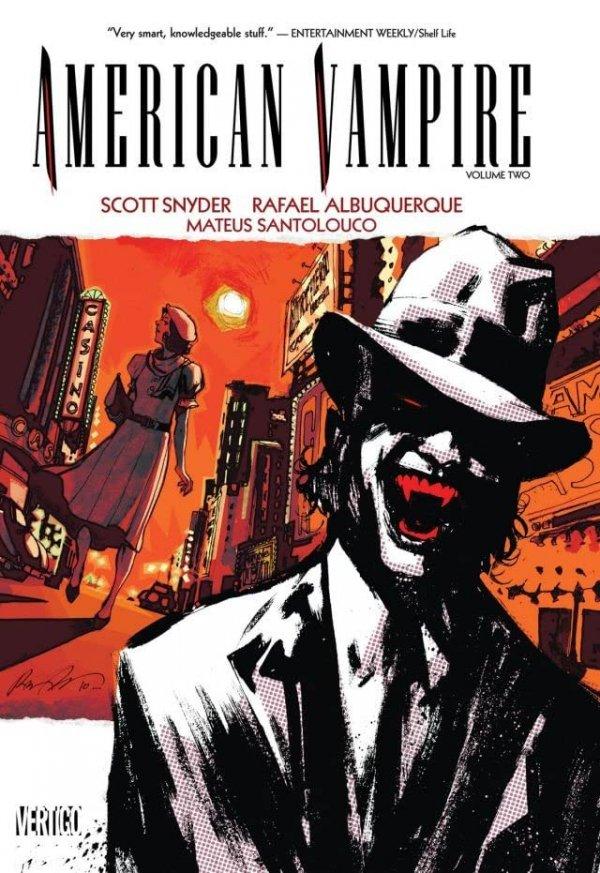 American Vampire Vol. 2 HC