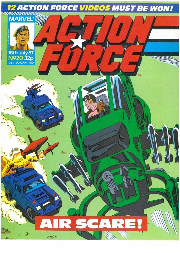 Action Force #20