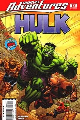Marvel Adventures Hulk #12