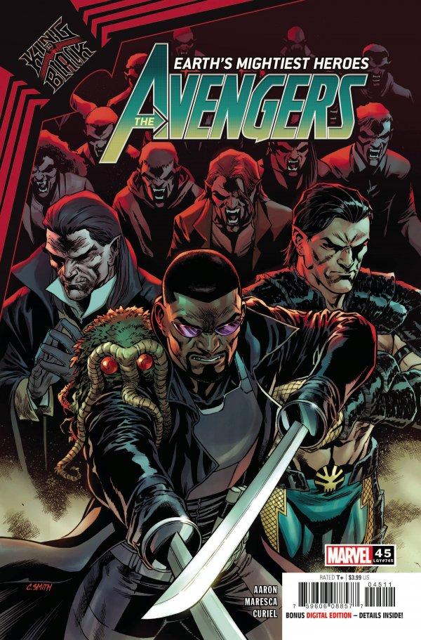 The Avengers #45