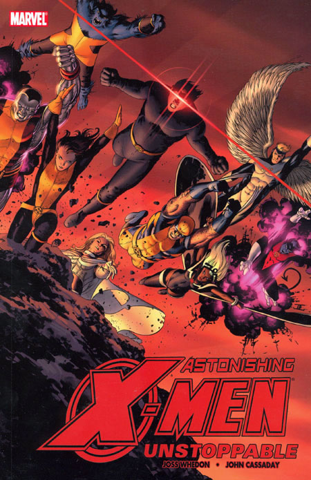 Astonishing X-Men Vol. 4: Unstoppable TP