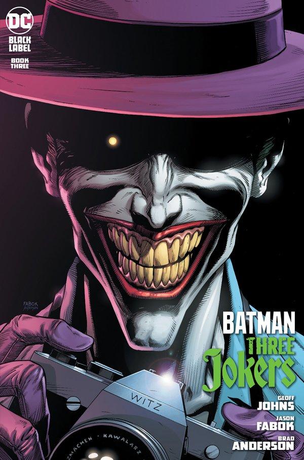 Batman: Three Jokers #3