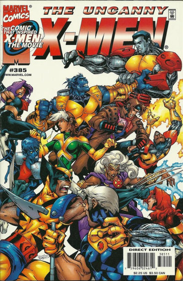 Uncanny X-Men #385