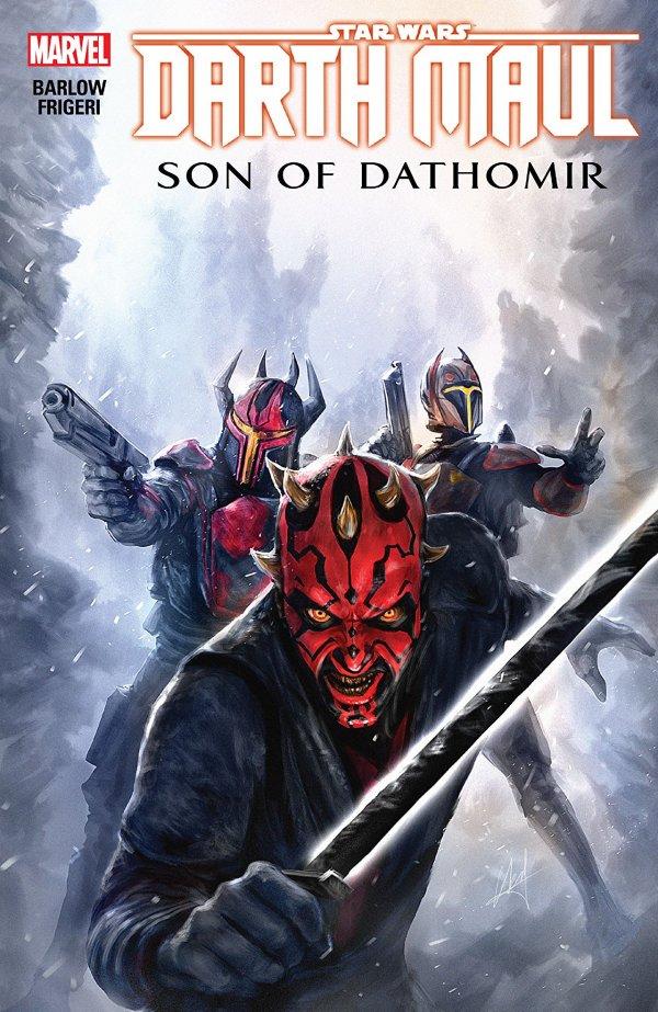 Star Wars Darth Maul Son Dathomir: New Ptg TP New Ptg