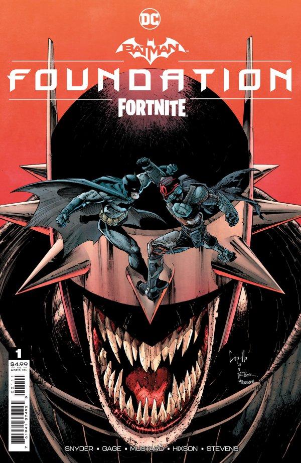 Batman/Fortnite One-Shot #1