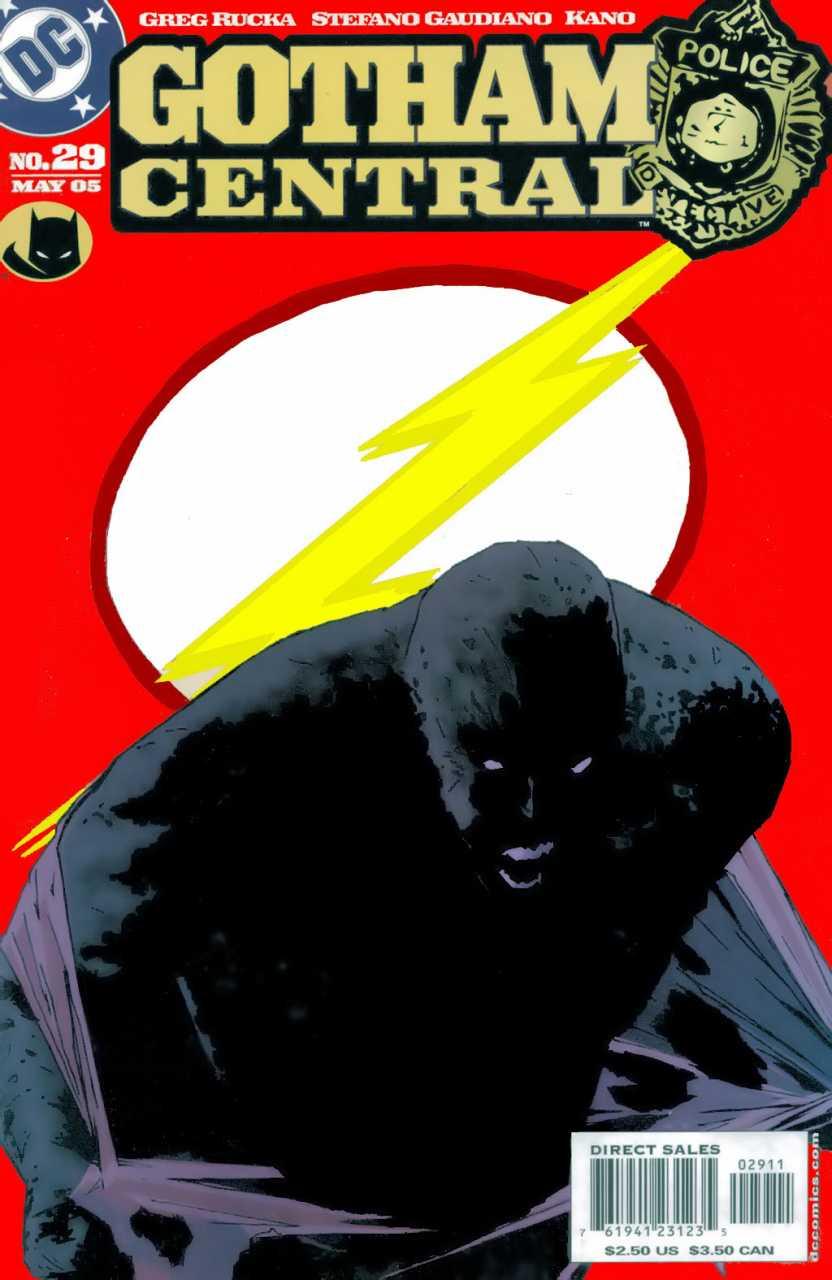 Gotham Central #29