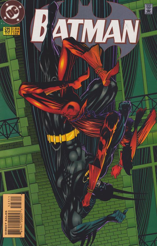 Batman #523