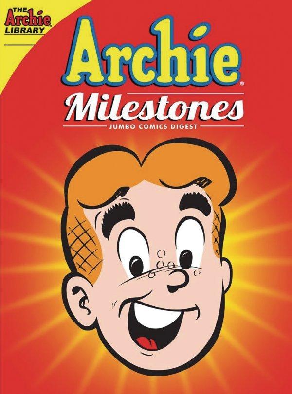 Archie Milestones Jumbo Comics Digest #1