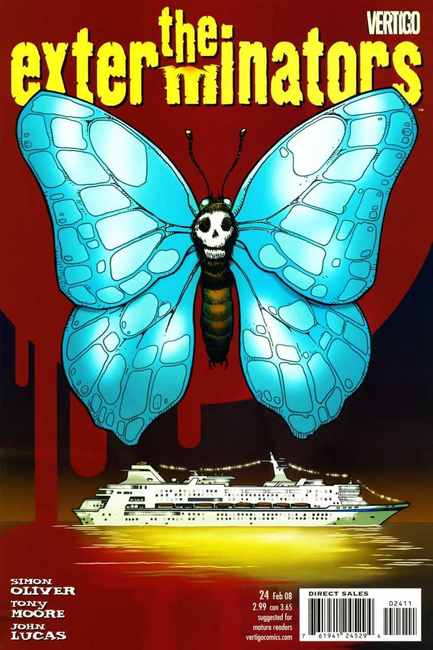The Exterminators #24