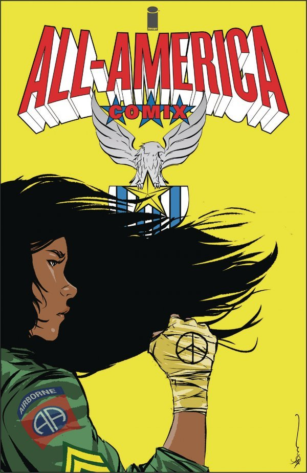 All-America Comix #1 review