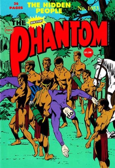 The Phantom #1053