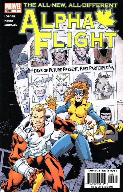 Alpha Flight #9
