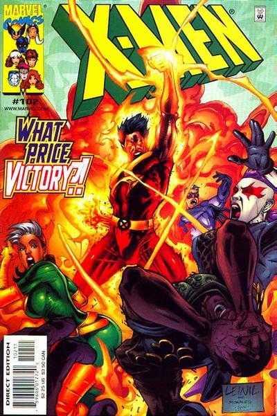 X-Men #102