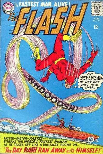 The Flash #154