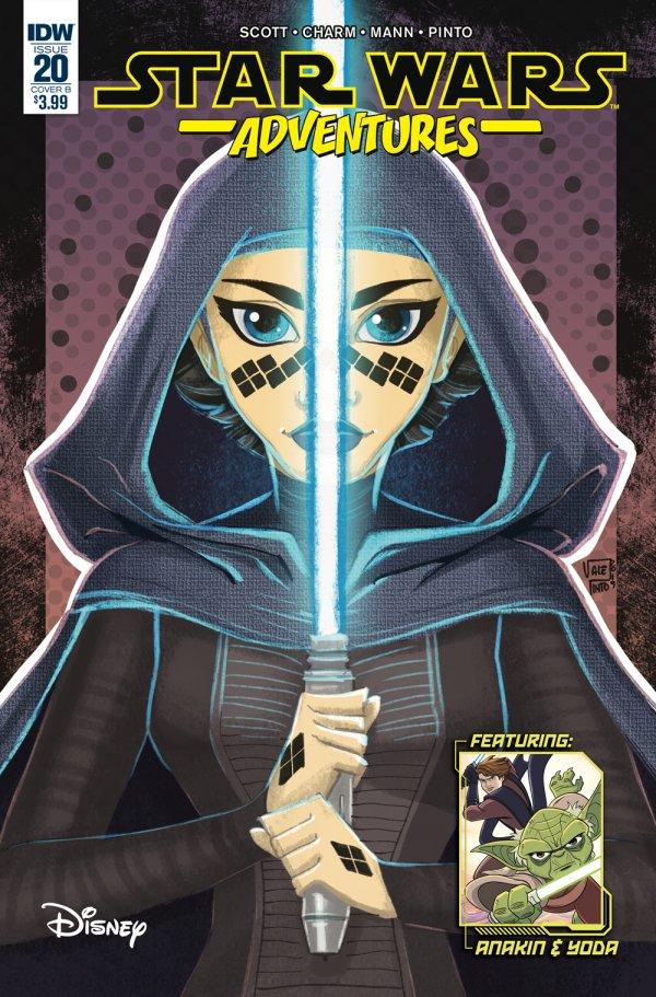 Star Wars Adventures #20