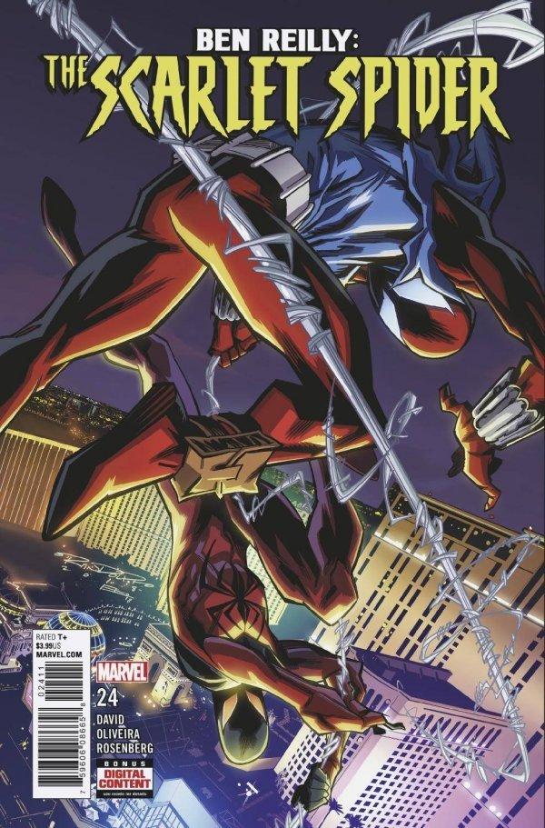 Ben Reilly: The Scarlet Spider #24