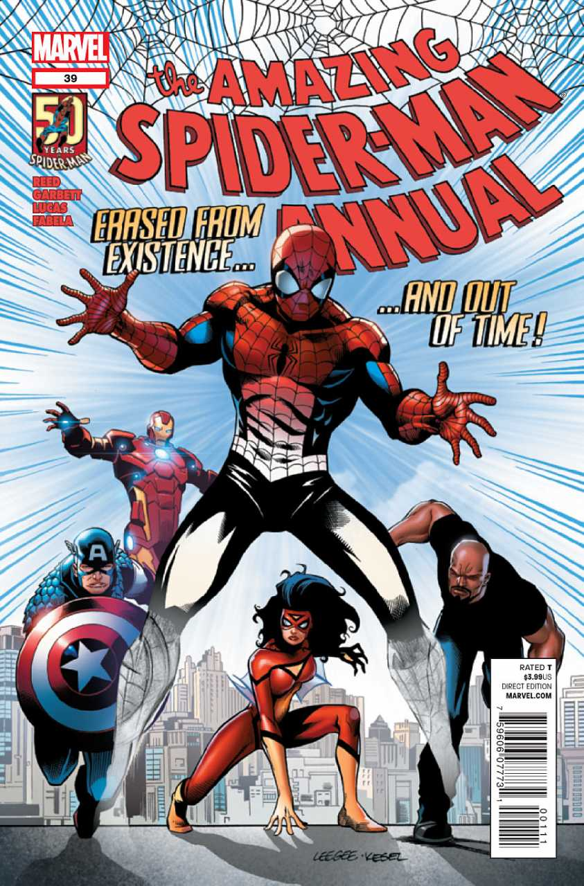 The Amazing Spider-Man Annual #39