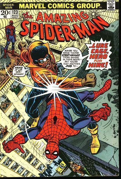 The Amazing Spider-Man #123