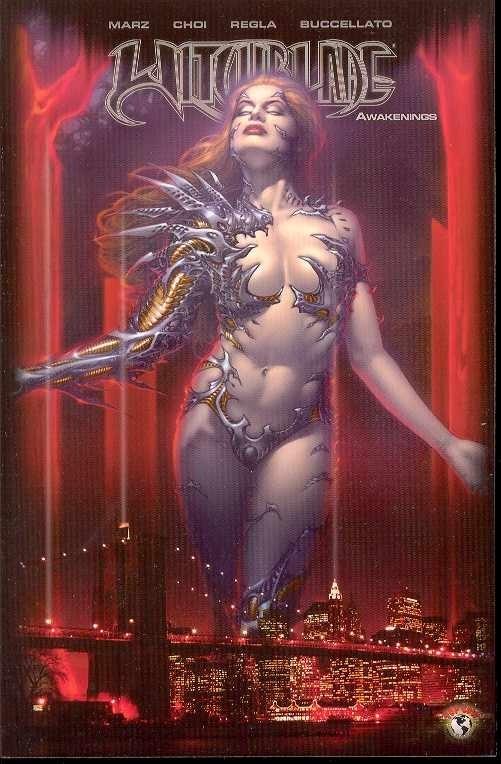 Witchblade Vol. 11: Awakenings TP