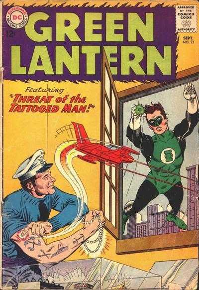 Green Lantern #23