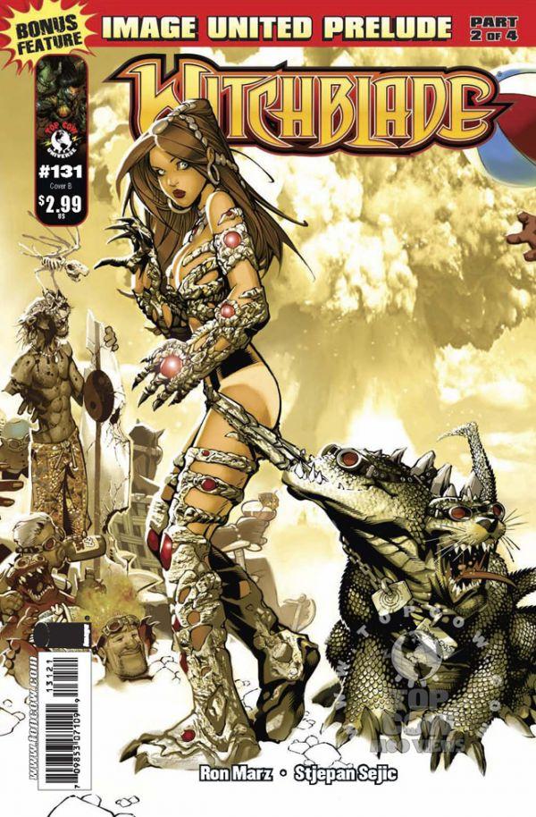 Witchblade #131