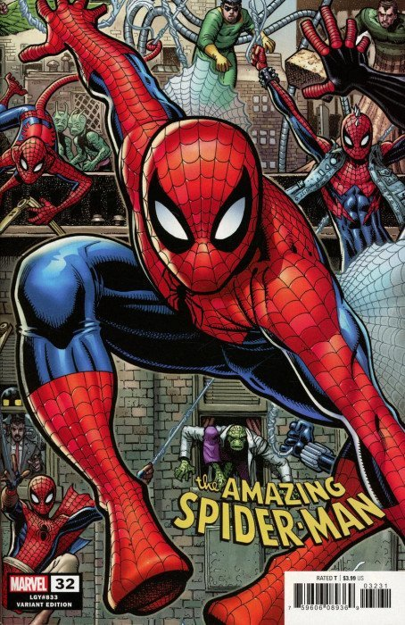The Amazing Spider-Man #32