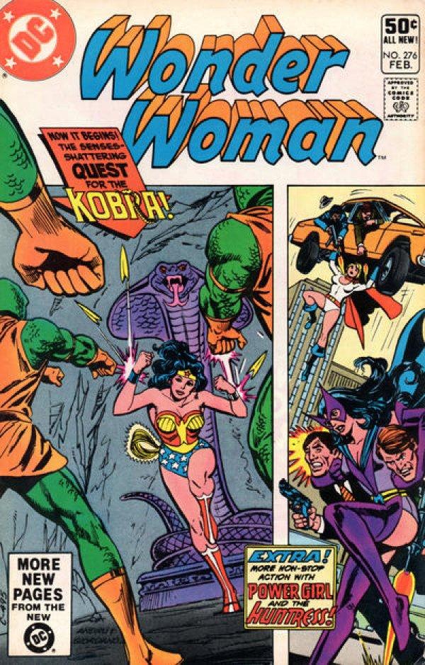 Wonder Woman #276