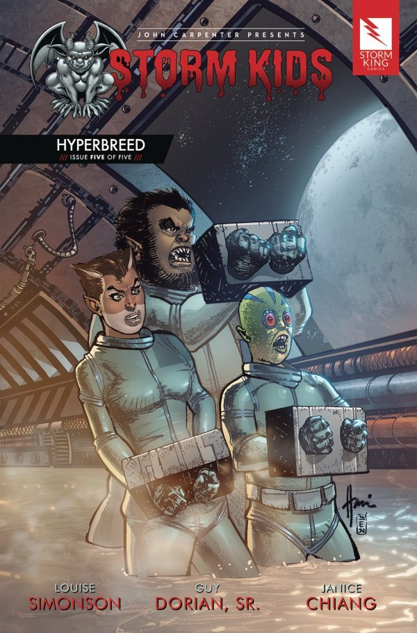 John Carpenter Presents Storm Kids: Hyperbreed #5