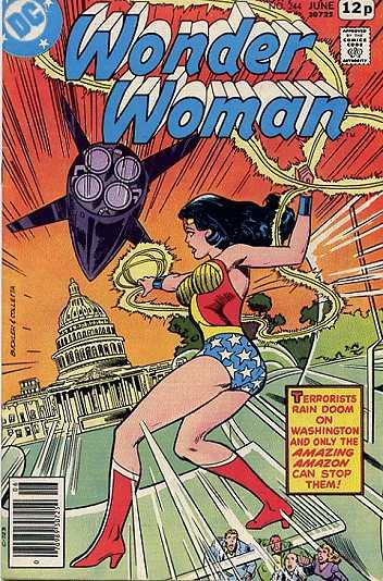Wonder Woman #244